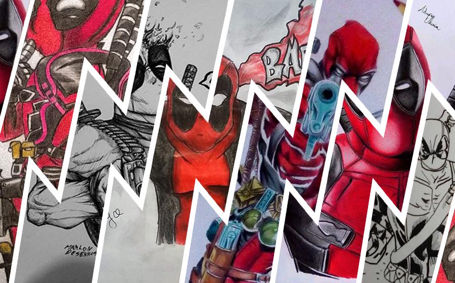 15 Desenhos De Deadpool Para Você Se Inspirar Agora