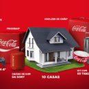 Promoção da Coca Cola vai dar uma casa Copa do Mundo