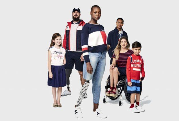 Tommy Hilfiger lança linha destinada para pessoas com deficiência