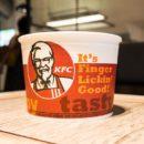 KFC lança versão vegetariana de seu frango frito